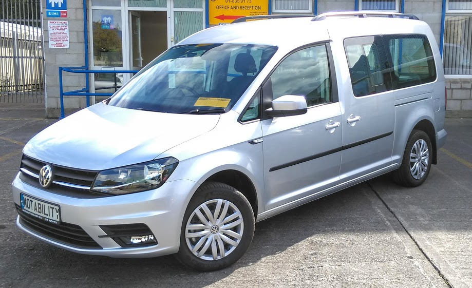 New Volkswagen Caddy Maxi Life Wheelchair Accessible
