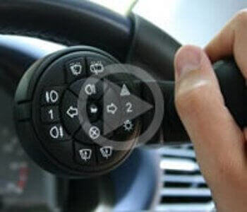 Infra-Red Driving Controls