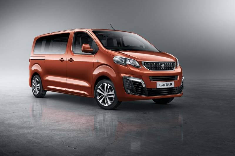 New Peugeot Traveller Wheelchair Accessible